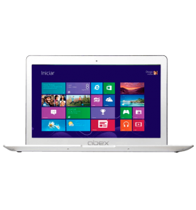 "Ultrabook QBEX UX626 - Intel Core i5-3317U - RAM 8GB - HD 500GB - Tela 14"" - Windows 8"