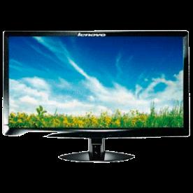 """Monitor Lenovo 4425HC1 - contraste 1000: 1 - 1366 x 768 - DVI/VGA - Tela 18.5"""" - Widescreen"""