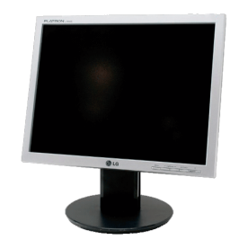 "Monitor LG L1552S - Tela LCD 15"" - 1024 x 768 - VGA"