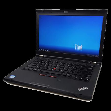 "Notebook Lenovo T430-2349GCP - Intel Core i5-3320M - HD 320GB - RAM 4GB - LED 14"" - Windows 7"