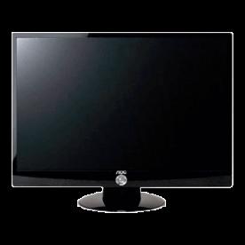 "Monitor LCD AOC 2217V - 22"" - 1680 x 1050 Pixels - DVI-D"