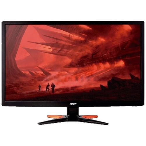 "Monitor Acer Gamer GN246HL - 24"" FULL HD - HDMI - VGA - DVI - 1MS - 144Hz - Preto"