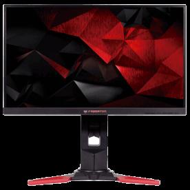 "Monitor Gamer Acer Predator XB241YU - Preto - Tela 23.8"""