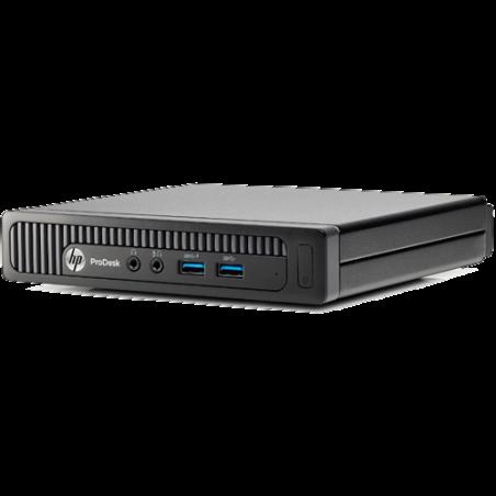 Computador Desktop HP ProDesk 600 G1 - Intel Core i7-4785T - RAM 8GB - HD 500GB - Windows 8