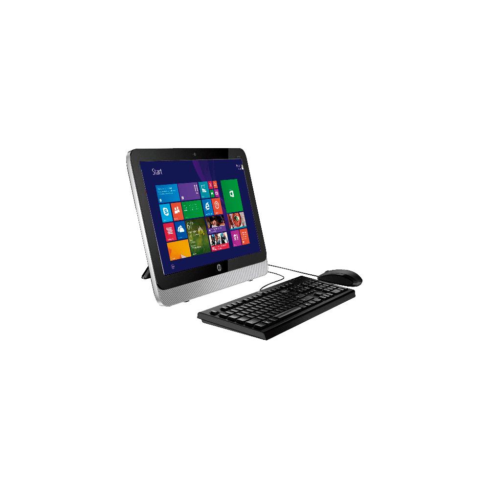 Computador HP All in One 18-5000br - AMD E1-2500 - RAM 4GB - HD 500GB - LED 18.5'' - Windows 8.1