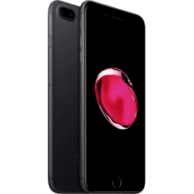 iPhone 7 Plus 256GB Preto Matte