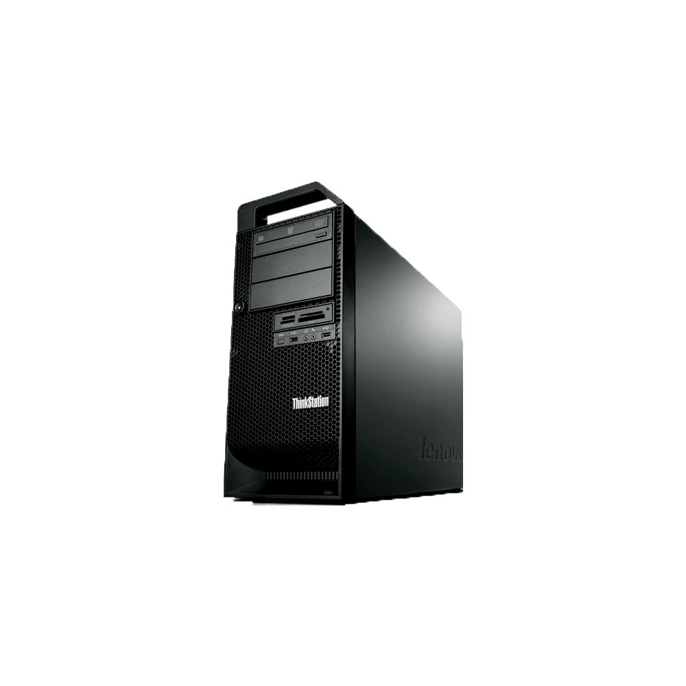 Computador Desktop Lenovo ThinkStation D30 - Intel Xeon Six Core - 16GB RAM - 1TB HD - Nvidia 2GB - Windows 8 Pro