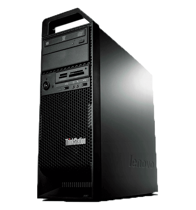 Computador Desktop Lenovo DT 4223CU5 - Intel Xeon E5-2603 - 1TB HD - 8GB RAM - NVIDIA Quadro 4000 - Windows 7