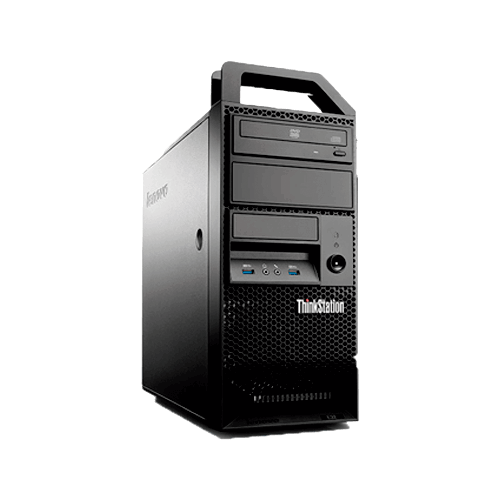 Computador Desktop Lenovo E32-E3-1270V3 - Intel Xeon E3-1270 - 8GB RAM - 1TB HD - Windows 8.1