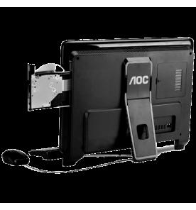 """Computador All in One AOC EVO OF185A001BRYRWH - AMD E-300 - RAM 2GB - HD 500GB - Tela 18,5"""" - Windows 7 Starter"""
