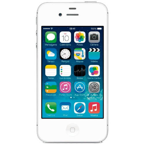 iPhone 4 8GB Branco