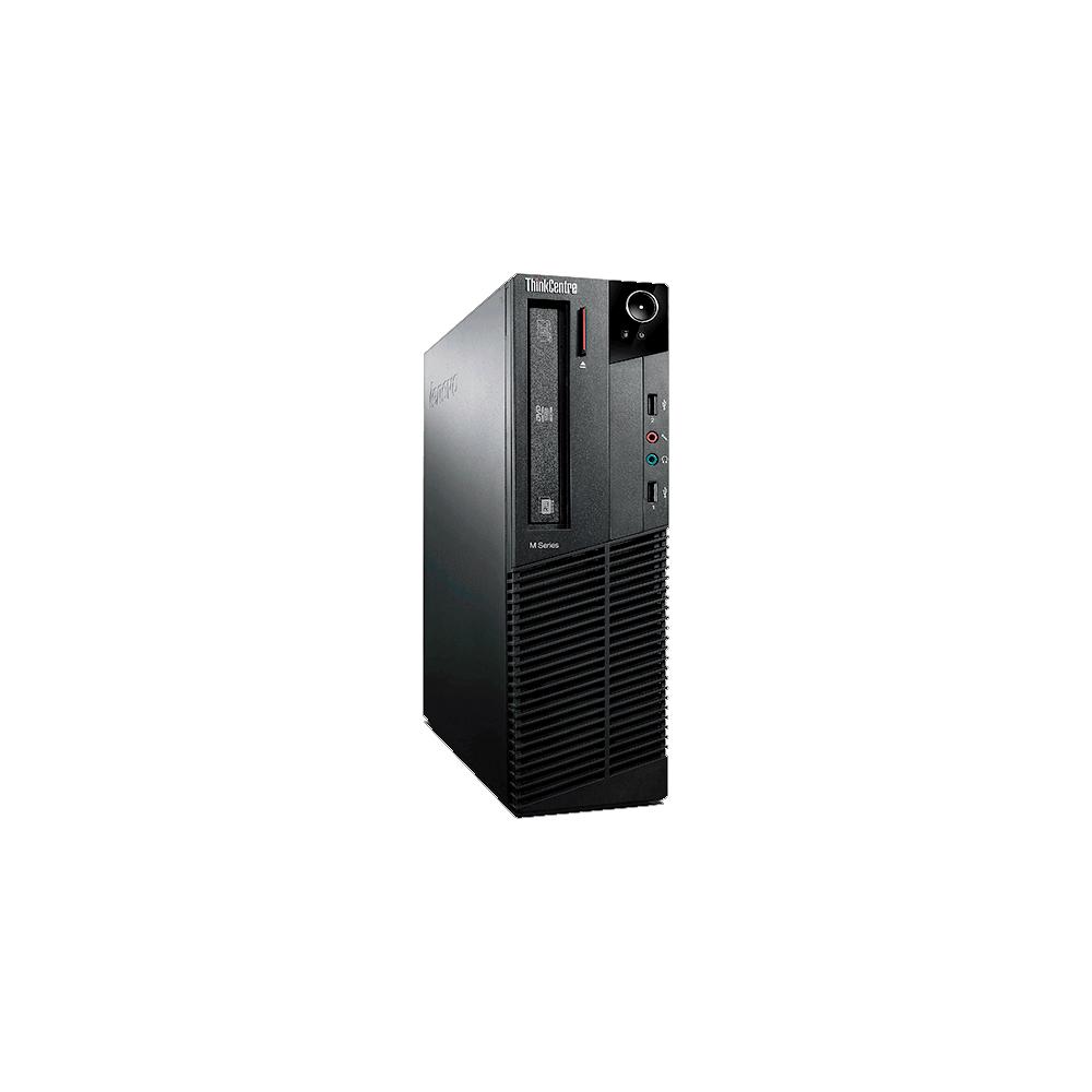 Computador Desktop Lenovo M92P ThinkCentre – Intel Core i3 – 4GB RAM – 500GB - Windows 7 Professional