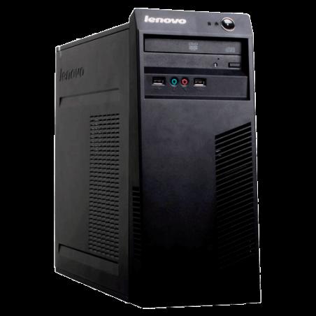 Computador Desktop Lenovo O62-2124A4P - Intel Pentium G2020- 2.9GHz - RAM 2GB - HD 500GB - Linux