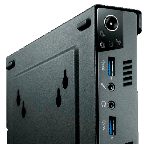Computador Desktop Lenovo M92 TINY-2119D8P - 500GB HD - 4GB RAM - I