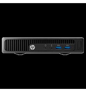 Computador Desktop HP 260 G1 - Intel Celeron 2957U - RAM 4GB - HD 500GB - Windows 8