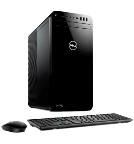 Computador Desktop Dell XPS-8930-A5GM - Intel Core i7-8700 - Geforce GTX 1050TI - RAM 16GB - HD 2TB - Windows 10
