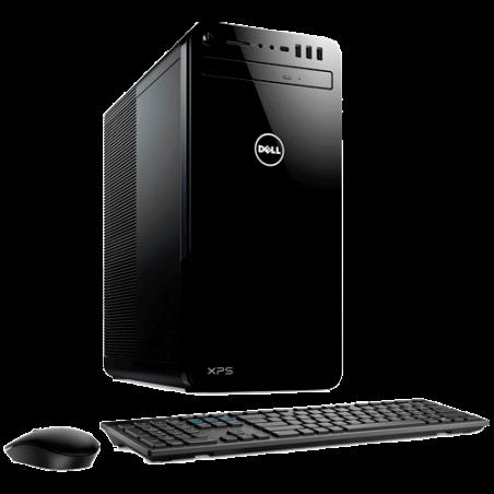 Computador Desktop Dell XPS-8930-A5GM - Intel Core i7-8700 - Geforce GTX 1050TI - RAM 16GB - HD 2TB - Windows 10