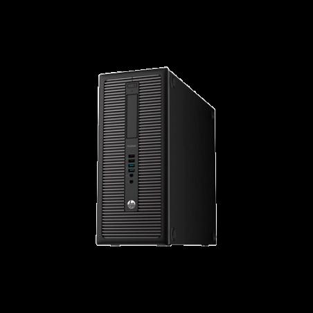 Computador Desktop HP ProDesk 600 G1 TWR - Intel Pentium G3240 - RAM 4GB - HD 500GB - Windows 7 Home Premium