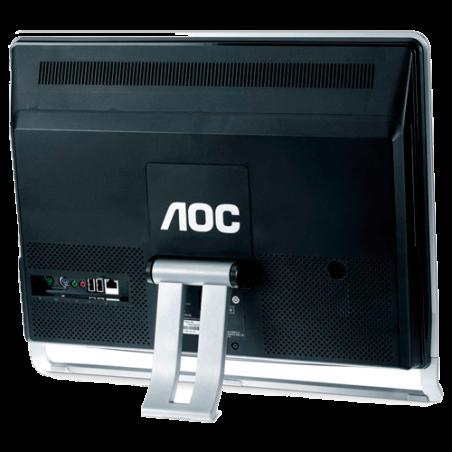 """Computador AOC EVO All in One 9223PB-W7P64 - AMD Athlon NEO X2 L325 - RAM 2GB - HD 320GB - LED 18.5"""" - Windows 7 Professional"""