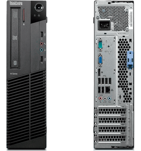 Computador Thinkcentre M91P-4518F3P - Intel Core i5-2400 - HD 500GB - RAM 4GB - Windows 7 Professional