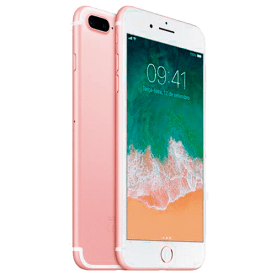 iPhone 7 Plus 128GB Rosa Ouro