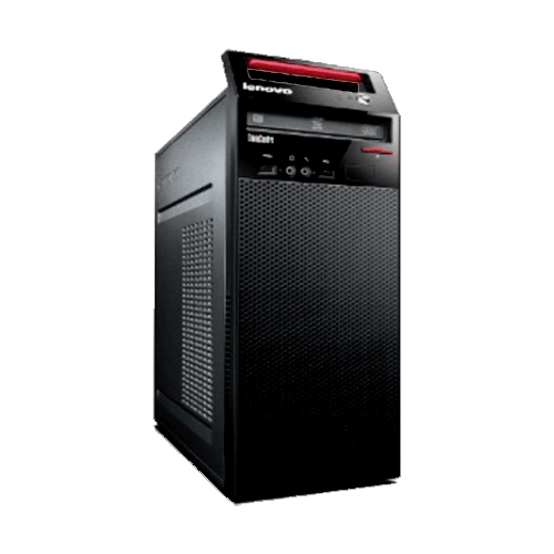 Computador Desktop Lenovo ThinkCentre Edge E73-10AS007KBP - Intel Core i5-4570S - RAM 4GB - HD 1TB - Windows 8