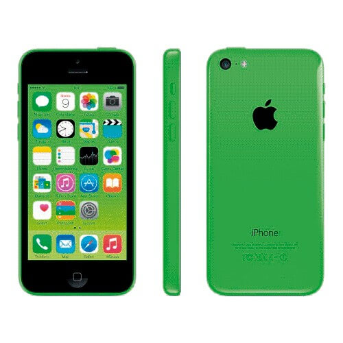 iPhone 5C 32GB Verde