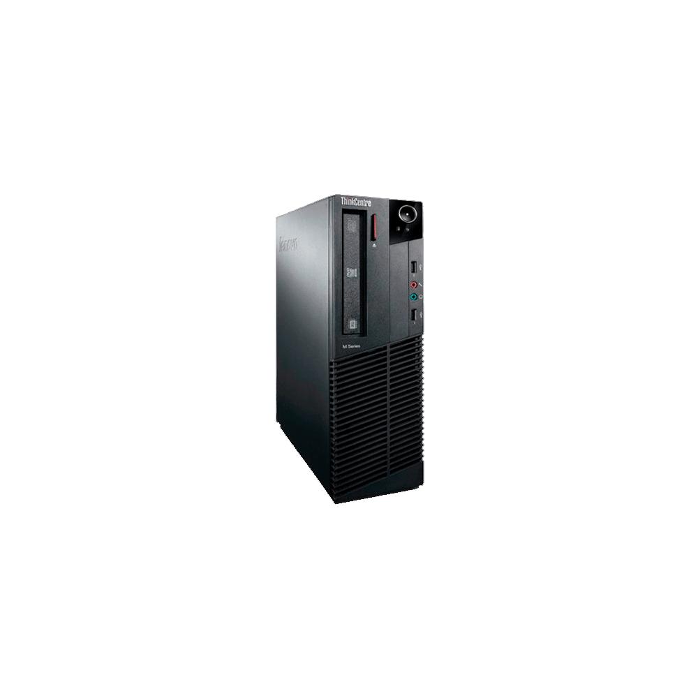 Computador Lenovo 5049G3P Thinkcentre M81 - Intel Core i5-2400 - RAM 4GB - HD 500GB - Windows 7 Professional - Preto