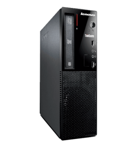 Computador Lenovo E73-10AU000BBP - Intel Core i5-4570S - RAM 3GB - HD 500GB - Windows 8 - Preto