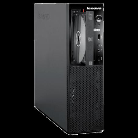 Computador Lenovo E73-10AU000BBP - Intel Core i5-4570S - RAM 3GB - HD 500GB - Windows 8 - Preto