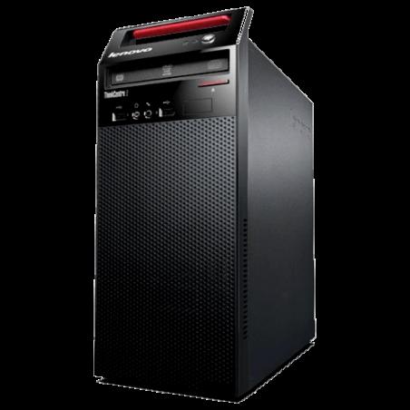 Computador Desktop Lenovo E73-10AS0073BP - Intel Core i3-4130 - HD 500GB - RAM 4GB - Windows 8
