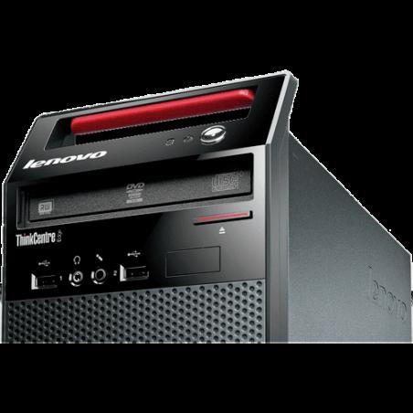 Computador Desktop Lenovo ThinkCentre E73-10AS000EBP - Intel Core i5-4570S - RAM 4GB - HD 500GB - Windows 8