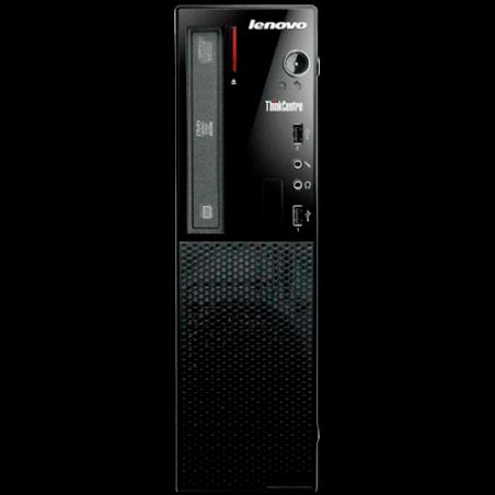 Computador Lenovo ThinkCentre E73 10AU007KBP - Intel Core I3-4130 - RAM 4GB - HD 500GB - Windows 8 Professional