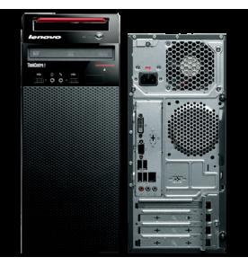 Computador Lenovo ThinkCentre E73 - Intel Core i3-4130 - RAM 4GB - HD 500GB - Windows 8 Professional