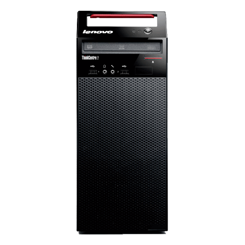 Computador Desktop Lenovo E73-10AS009KBP - Intel Core i5-4430S - RAM 4GB - HD 500GB - Windows 8