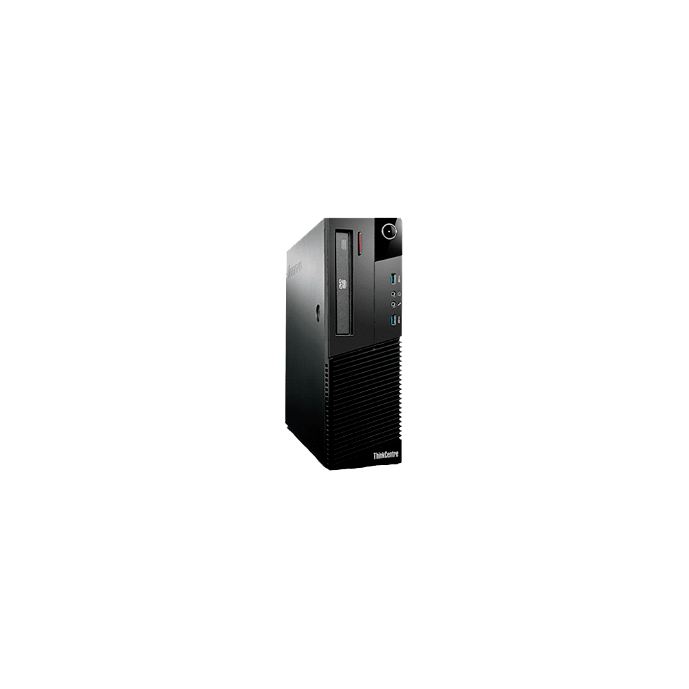 Computador Desktop Lenovo ThinkCentre - M93P - Intel Core i5 - 500GB HD - 4GB RAM - Windows 7 Professional