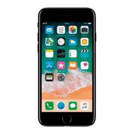 iPhone 7 Plus 256GB Preto Brilhante