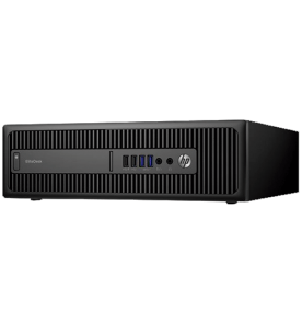 Computador HP EliteDesk 800 G2 - SFF - Intel Core i5-6500 - RAM 8GB - HDD 500GB - Windows 8.1