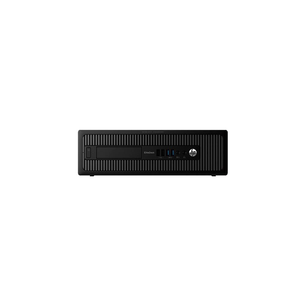 Computador HP EliteDesk - AMD Dual-Core - RAM 4GB - 500GB - Windows 7 Professional