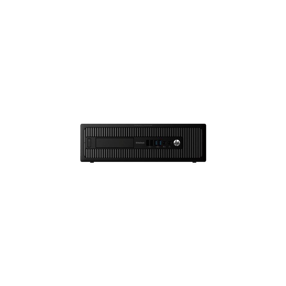Computador Desktop HP EliteDesk 800 G1 SFF - Intel Core i5 - RAM 4GB - HD 500GB - Windows 7