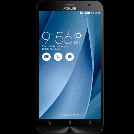 "Smartphone ZenFone 2 Asus ZE551ML-6J546WW - 32GB - 4G - Intel Quad Core Z3580 - RAM 4GB - Tela 5.5"" - Android 5 - Prata"
