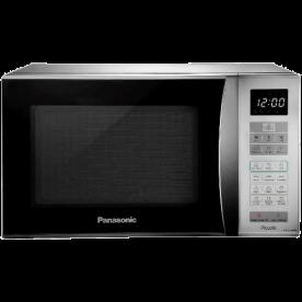 Forno Microondas 25 Litros Panasonic - Piccolo - 800W - 110V - NN-ST364MRUN - Prata