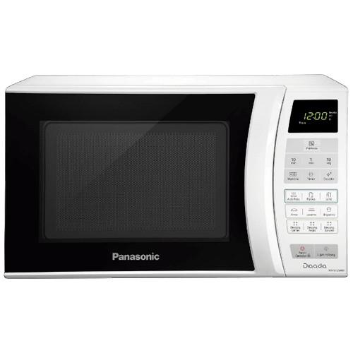 Forno Microondas 21 Litros Panasonic - Dia-a-Dia - 700W - 220V - NN-ST254WRUK - Branco