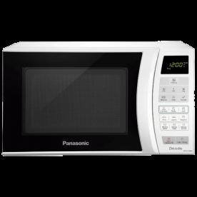 Forno Microondas 21L Panasonic NN-ST254WRUN - Desodorizador - Dia-a-Dia - 700W - 110V - Branco