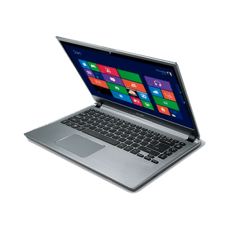 "Ultrabook Acer M5-481T-6650 - Intel Core i3-3227UB, RAM 4 GB, HD 500GB e 20GB SSD LED 14"" Windows 8"