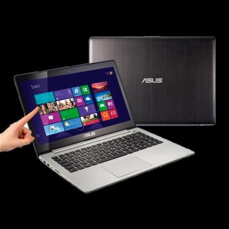Ultrabook Vivobook Asus S400CA-CA074H - Intel Core i5-3317U - RAM 4GB - HD 500GB - LED 14'' Touchscreen - Windows 8