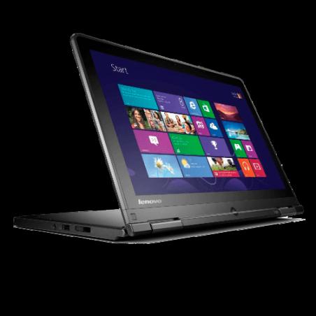 "Ultrabook Lenovo Yoga YOGA-20C0S17H00 - Intel Core i5-4300U - HD 500GB - RAM 4GB - LED 12.5"" Touch - Windows 8"