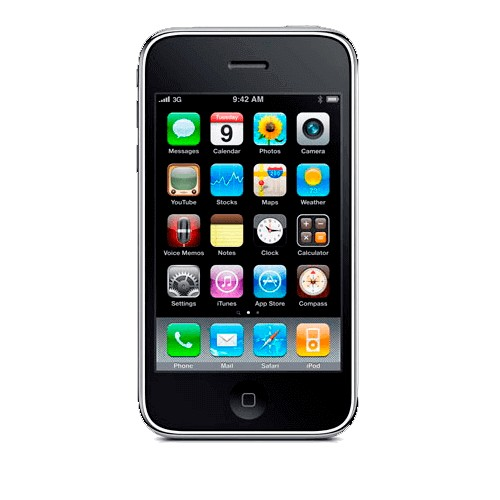 iPhone Apple 3GS 16GB Branco