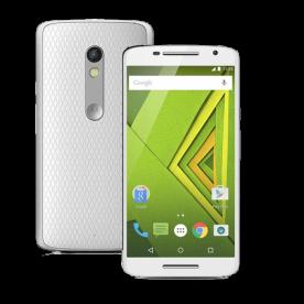 """Smartphone Motorola Moto X Play XT1563 - Dual-Chip - Branco - 32GB - Tela 5.5"""" - Android 5.1"""