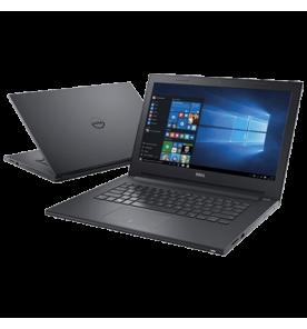 "Notebook DELL Inspirion I14-3442-C10 - Preto - Intel Core i3-4005U - RAM 4GB - HD 1TB - Tela 14"" - Windows 10"